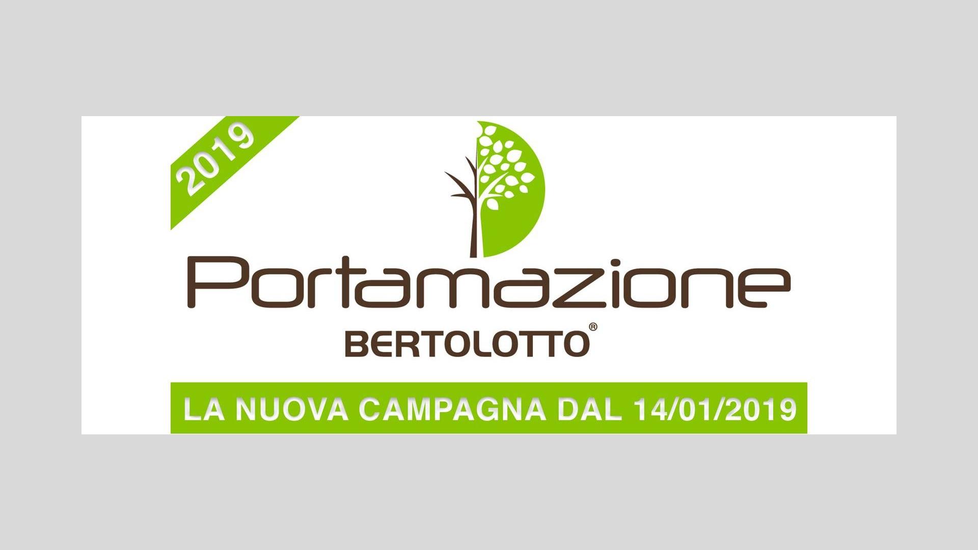 Portamazione Bertolotto 2019